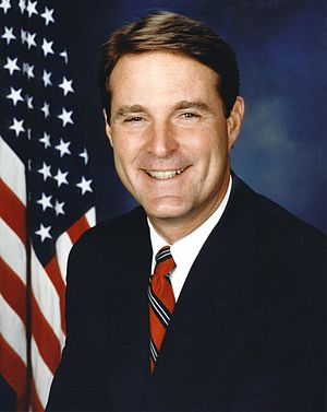 U.S. Senator Evan Bayh of Indiana.