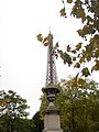 Ever wonder - Eiffel Tower is also a Green Engineering symbol. And an extremely economical design. - panoramio.jpg