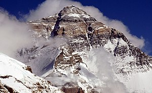1996 Mount Everest disaster - The summit of Mount Everest