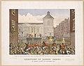 Execution of Robert Emmet in Thomas Street, (Dublin), 20th September 1803 LCCN2003652802.jpg