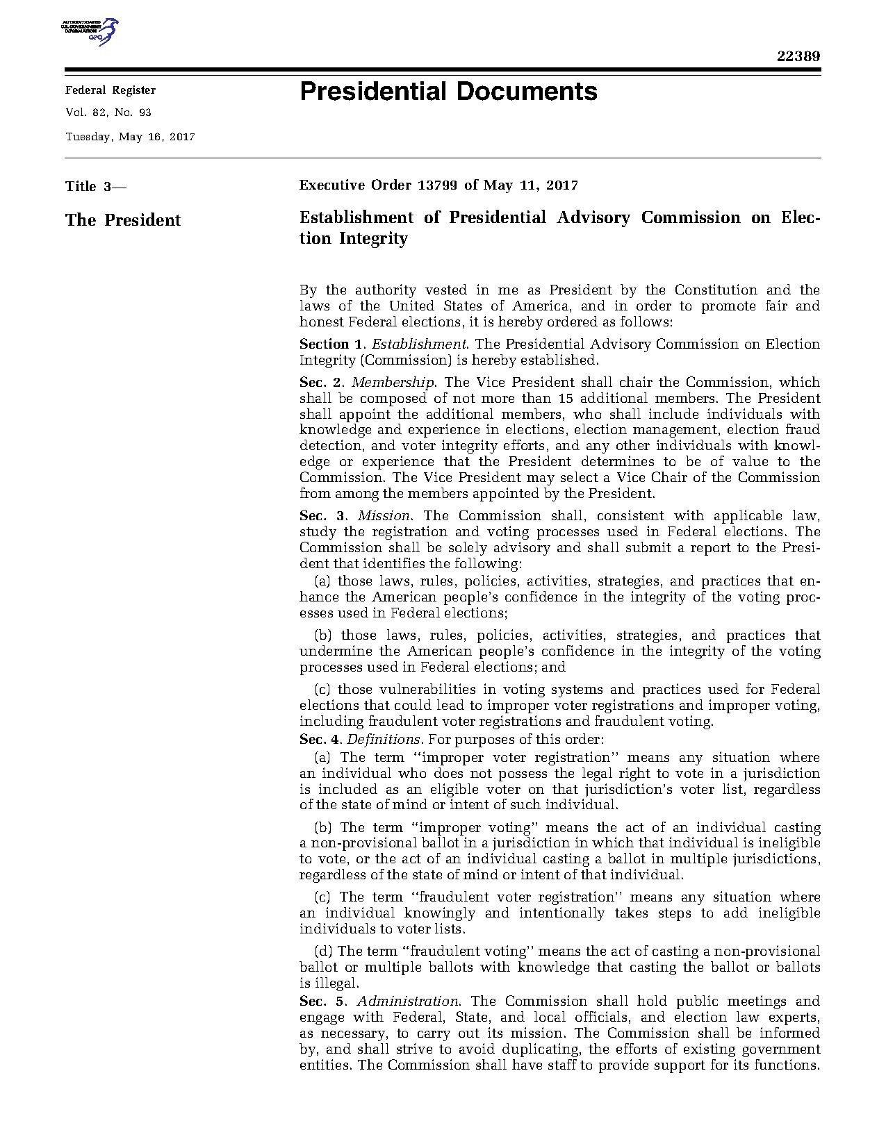 Executive order (United States) - Wikipedia