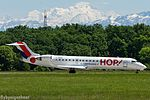 F-GRZD Bombardier CL-600-2C10 CRJ 700 CRJ7 - HOP (27254943531).jpg