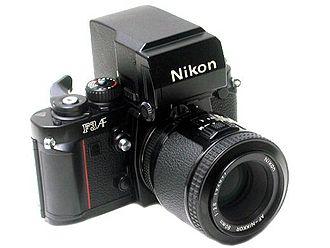 Nikon F3 - Image: F3 AF