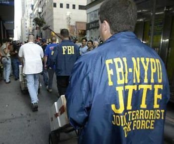 FBI-NYPD Joint Terrorist Task Force
