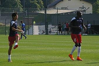 FC Liefering gegen Creighton University 47.JPG