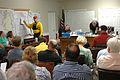 FEMA - 30110 - Forest Service Representative Briefs the Public in Georgia.jpg