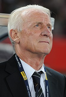 FIFA WC-qualification 2014 - Austria vs Ireland 2013-09-10 - Giovanni Trapattoni 03 (cropped).JPG