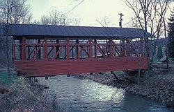 Fischtner Covered Bridge