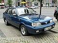FSO Polonez blue in Warsaw.jpg