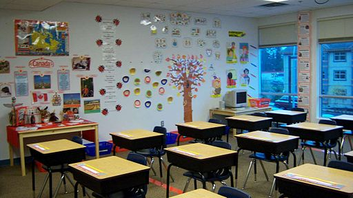 FVES Classroom