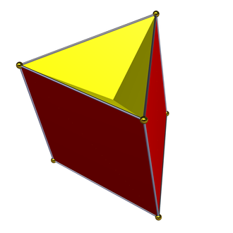 Triangular prism - Image: Faceted Triangular Prism 2