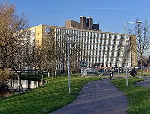 Afrika-Studiecentrum Leiden - Image: Faculteit der Sociale Wetenschappen Leiden