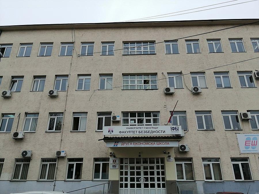 University of Belgrade Faculty of Security Studies