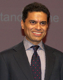 Fareed Zakaria, Editor, Newsweek International...
