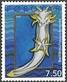Faroe stamp 411 sea slug.jpg
