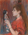 Federico Zandomeneghi - Girl with Doll.jpg