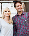 Feed America, Cloudy with a Chance of Meatballs 2, Anna Faris and Will Forte 3 (rotated).jpg
