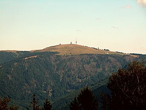 Feldberg (Black Forest) - Feldberg