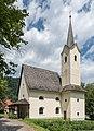 Feldkirchen Poitschach Filialkirche Zu den 14 Nothelfern 14072015 5786.jpg
