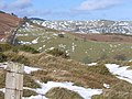 Fence and Moorland - geograph.org.uk - 336515.jpg