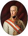 Ferdinand Georg Waldmüller Kaiser Franz I 1827.jpg