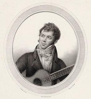Fernando Sor Spanish classical guitarist and composer
