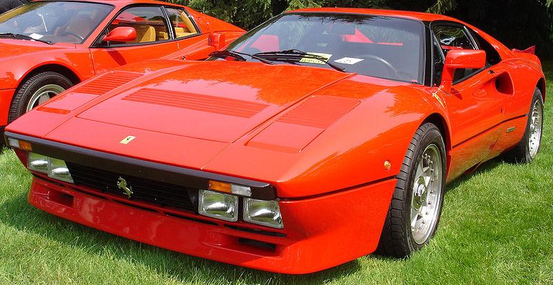 drive: Ferrari 288 GTO
