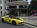 Ferrari F12 outside 45 Park Lane (geograph 5060183).jpg