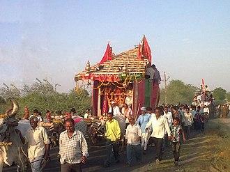 Kadi, India - Image: Festival of Village Khavad
