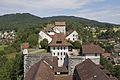Festung Aarburg über die Dächer.jpg