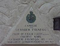 Feuerhalle Simmering - Arkadenhof (Abteilung ARI) - Gehbauer von Fülnegg family 02.jpg