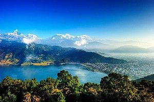 Fewa lake,Pokhara