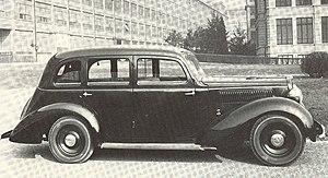 Fiat 518 - Image: Fiat 518 L LWB 1933