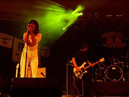 The Fiery Furnaces v roce 2006