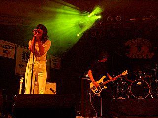 The Fiery Furnaces American band