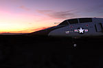 Fighter Jet at Dawn (4039580753).jpg