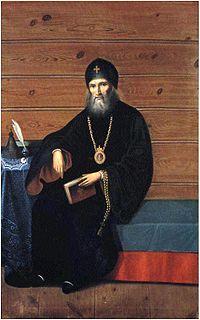 Philaret Drozdov Russian bishop