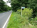 Finally we emerge onto the A629 - geograph.org.uk - 909384.jpg