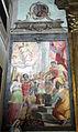 Firenze, s. agata, int.,, affreschi di giovanni bizzelli, 01.JPG