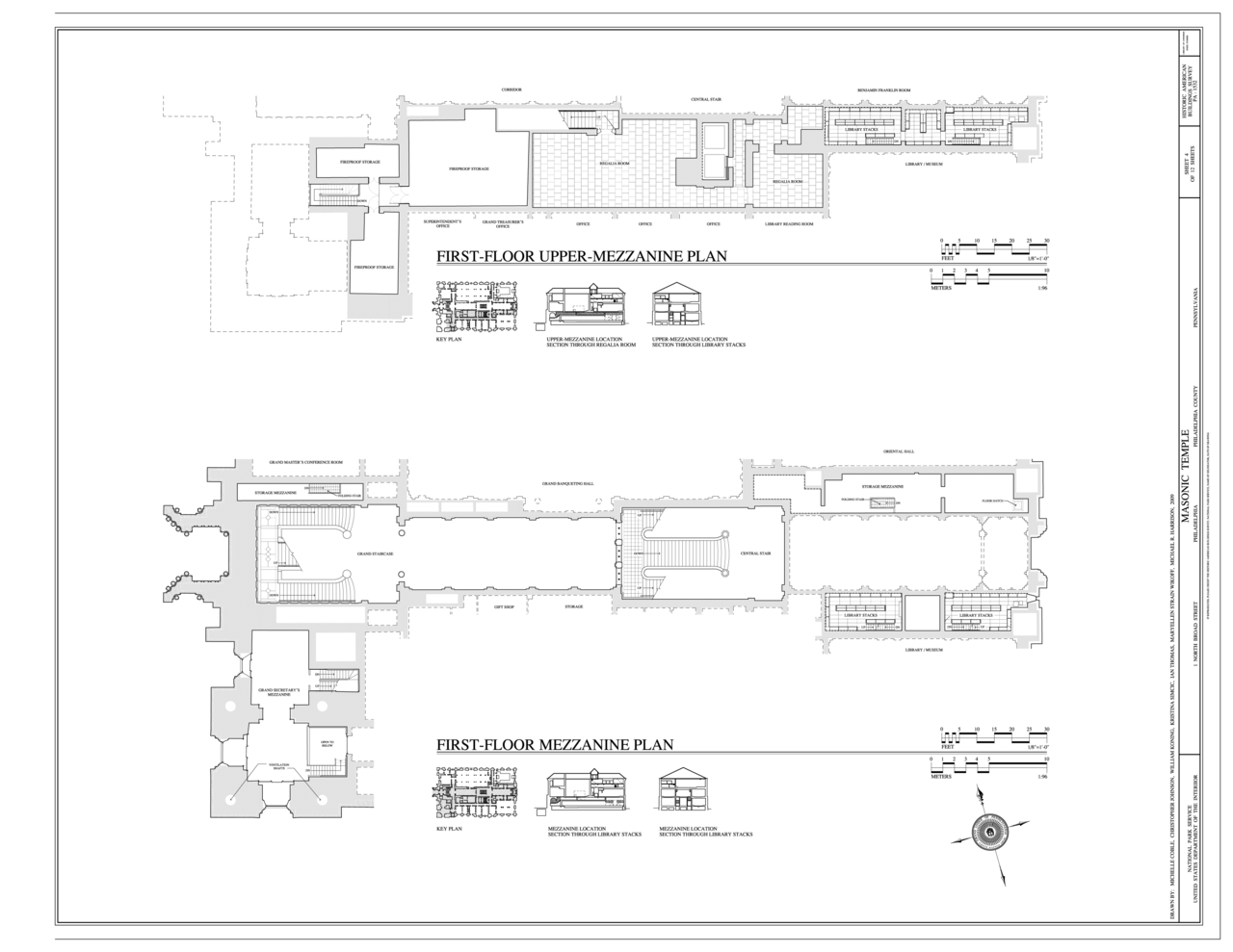 File first floor upper mezzanine plan and first floor for Mezzanine plan