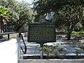 First Gainesville Skirmish historical marker, Gainesville FL.JPG