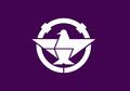 Flag of Ibaraki, Osaka.png