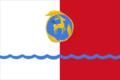 Flag of Kamensk-Shakhtinsky (1996).png