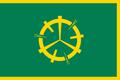 Flag of Misawa, Aomori.png