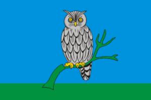 Sychyovsky District - Image: Flag of Sychyovsky rayon (Smolensk oblast)