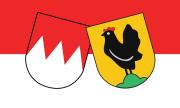 Flagge Henneberg-Franken