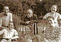 Flesch-thebesius family members frankfurt hesse germany 1930s.jpg