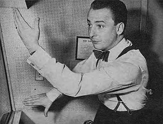Fletcher Markle - Fletcher Markle directing the CBS Radio series Studio One (1948)