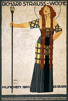 Flickr -… trialsanderrors - Рихард Штраус-Вош, плакат фестиваля, 1910.jpg