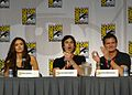 Flickr - vagueonthehow - Nina Dobrev, Ian Somerhalder ^ Kevin Williamson (2).jpg